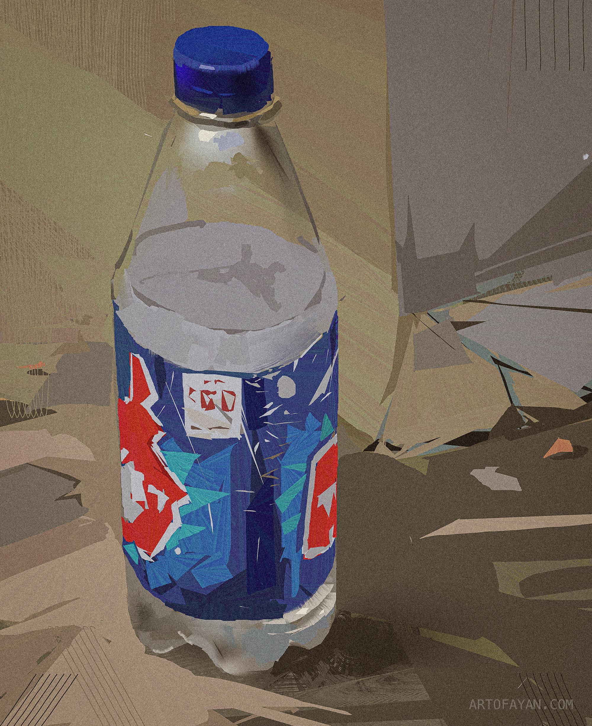 Le bottle