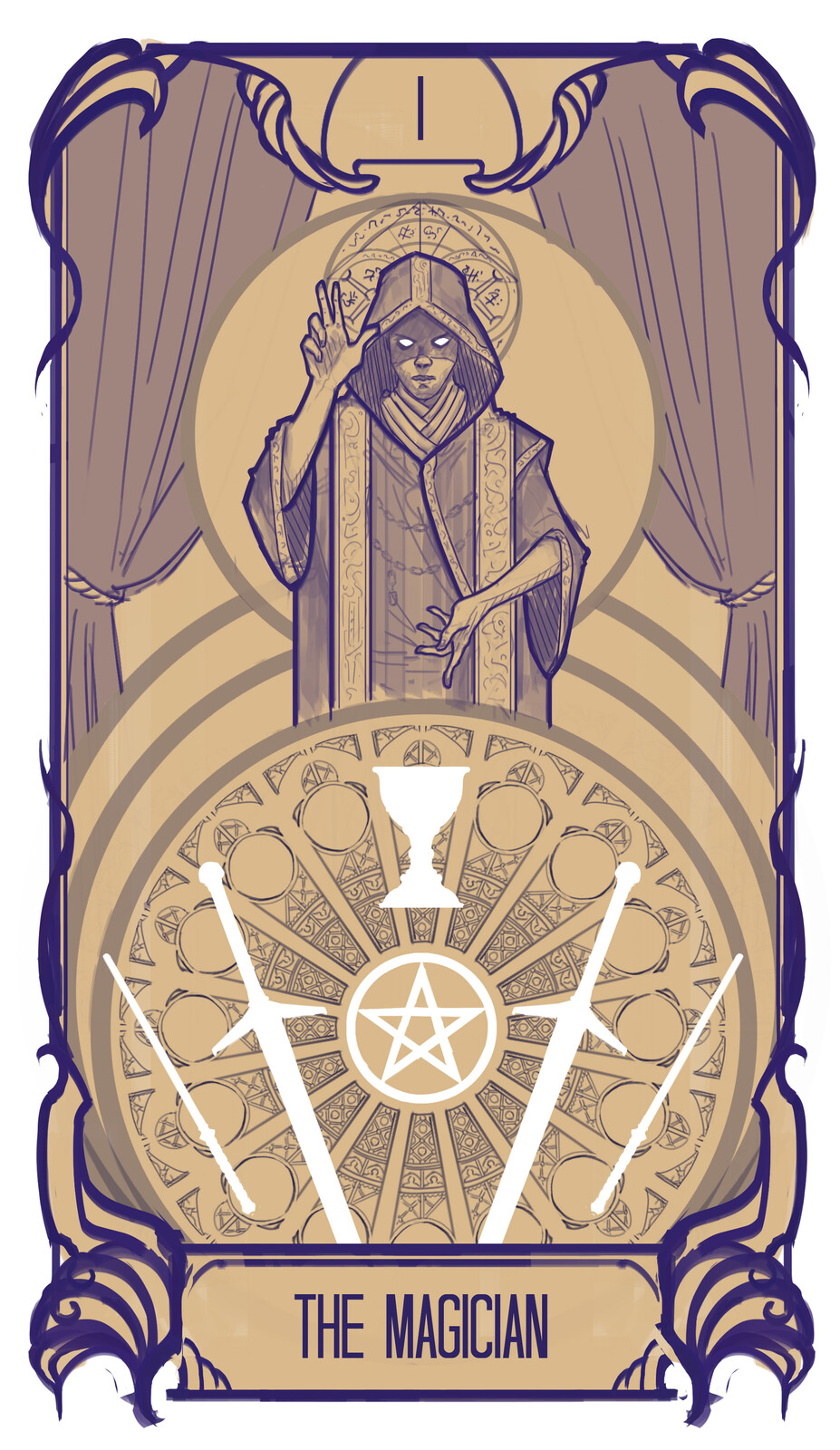1. The Magician