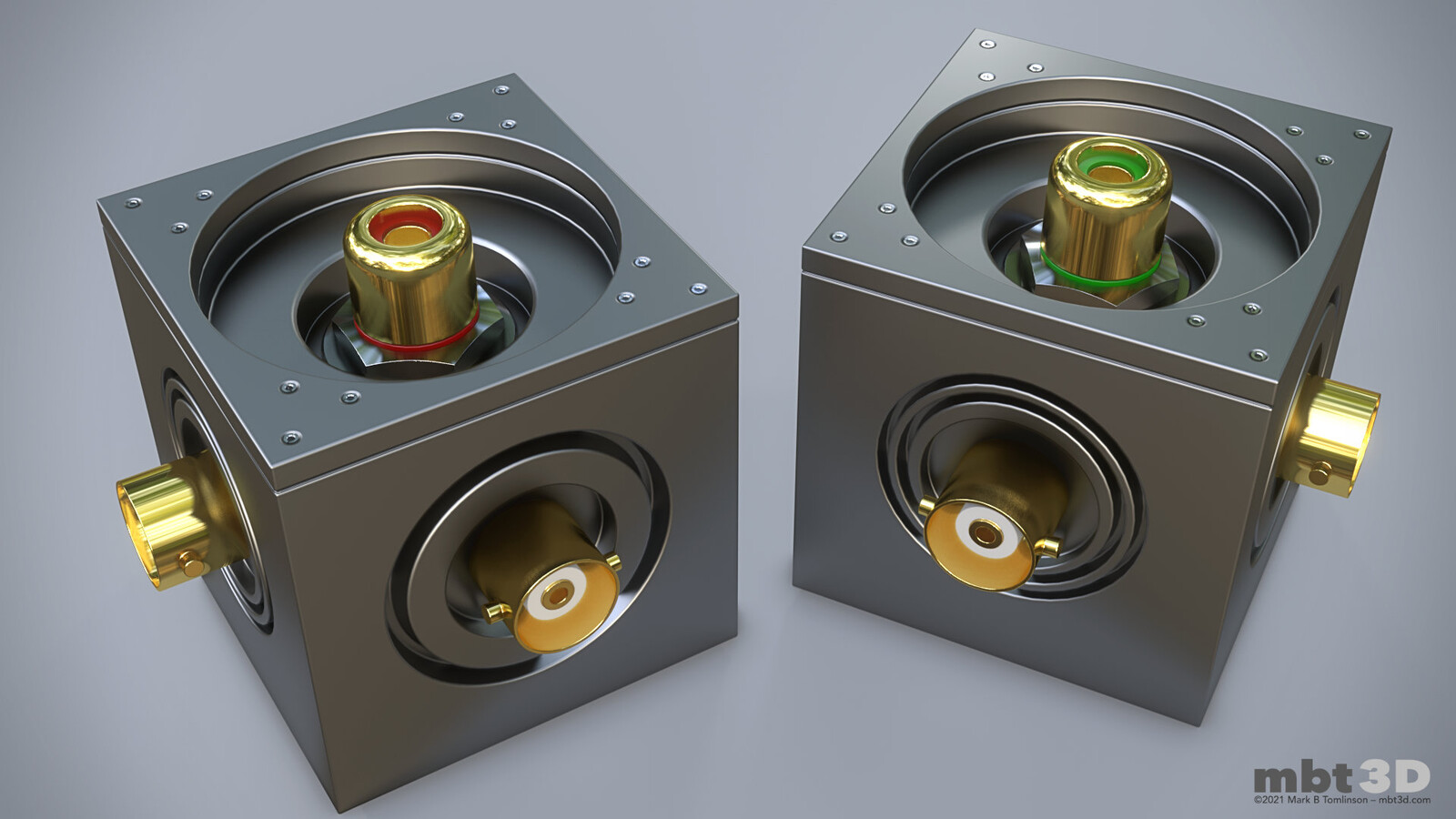 Phono BNC Box Thing