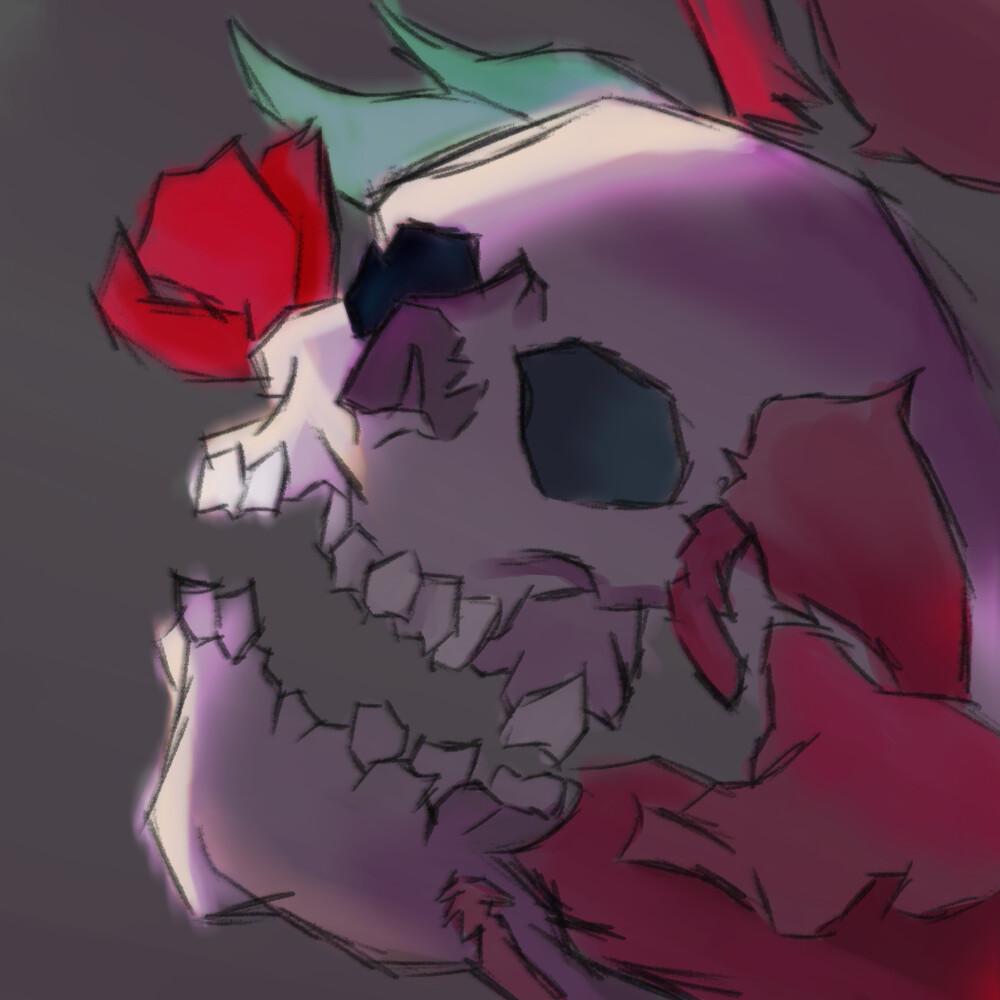 nathaniel adu skull