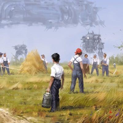 Jakub rozalski usonia harvest 042021small