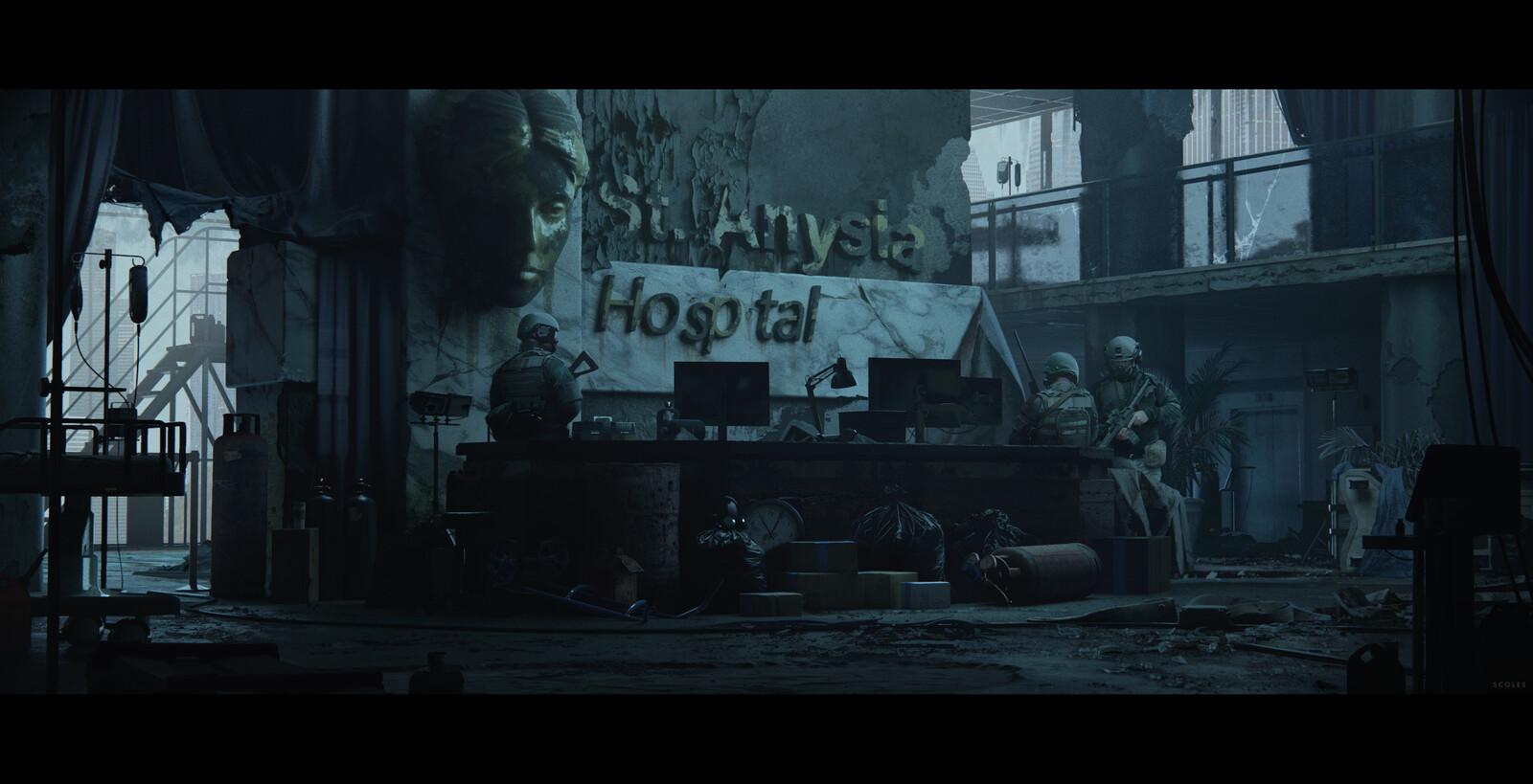 St. Anysia Hospital