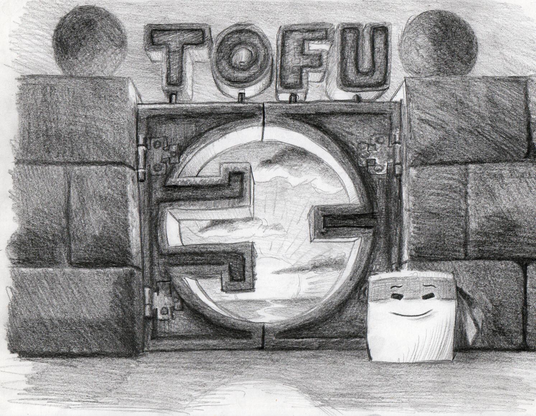 2014 - Tofu Fury Initial Concept Art