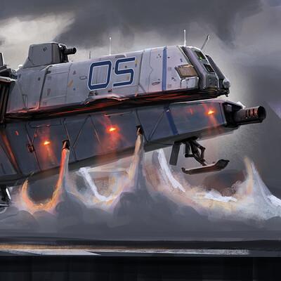 Vitaliy ostaschenko landing2