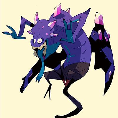 Satoshi matsuura 2021 04 22 crystal demon s