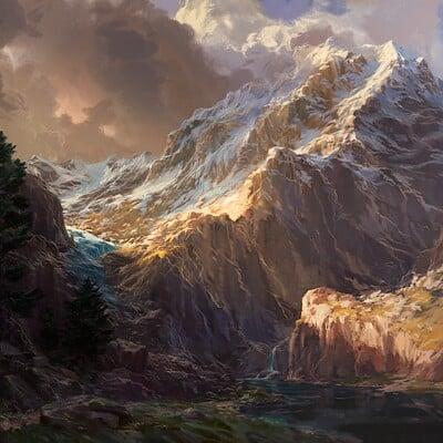 Philipp a urlich mountain top color7