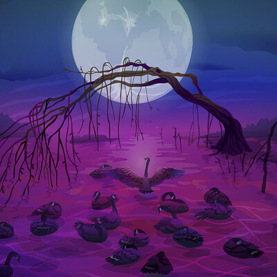 Yiska chen 21apr moon river a