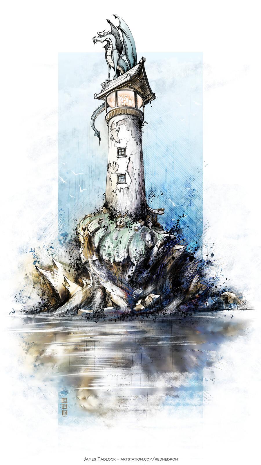 Dragon's Lighthouse