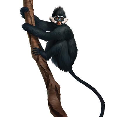Gunship revolution monkey