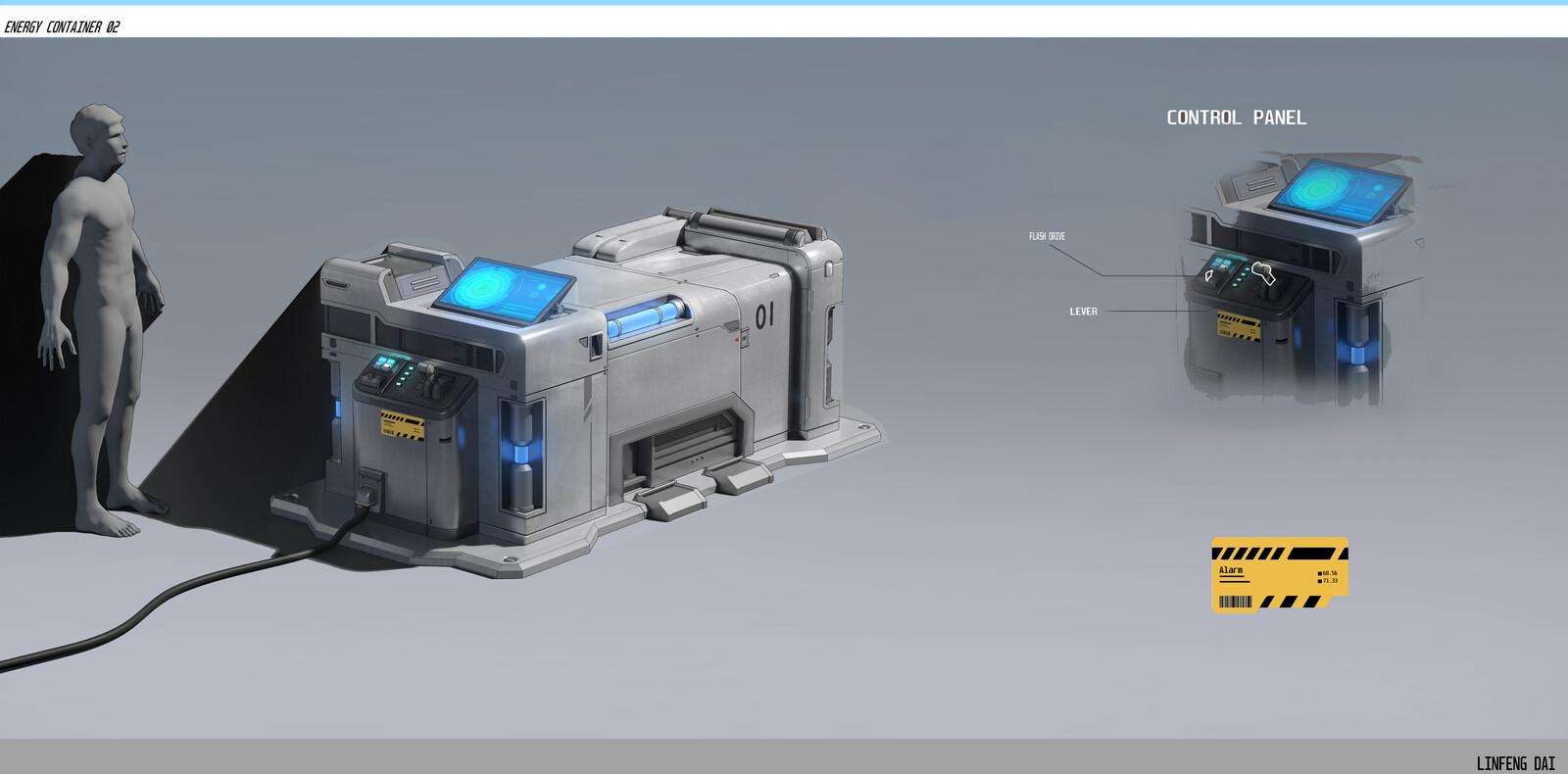 Energy controller 02