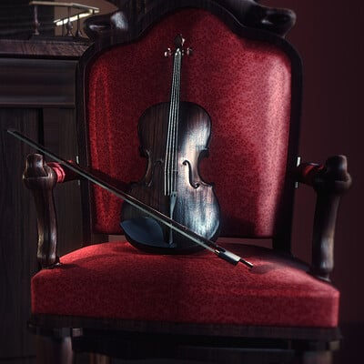 Quentin papleux screenshot violin