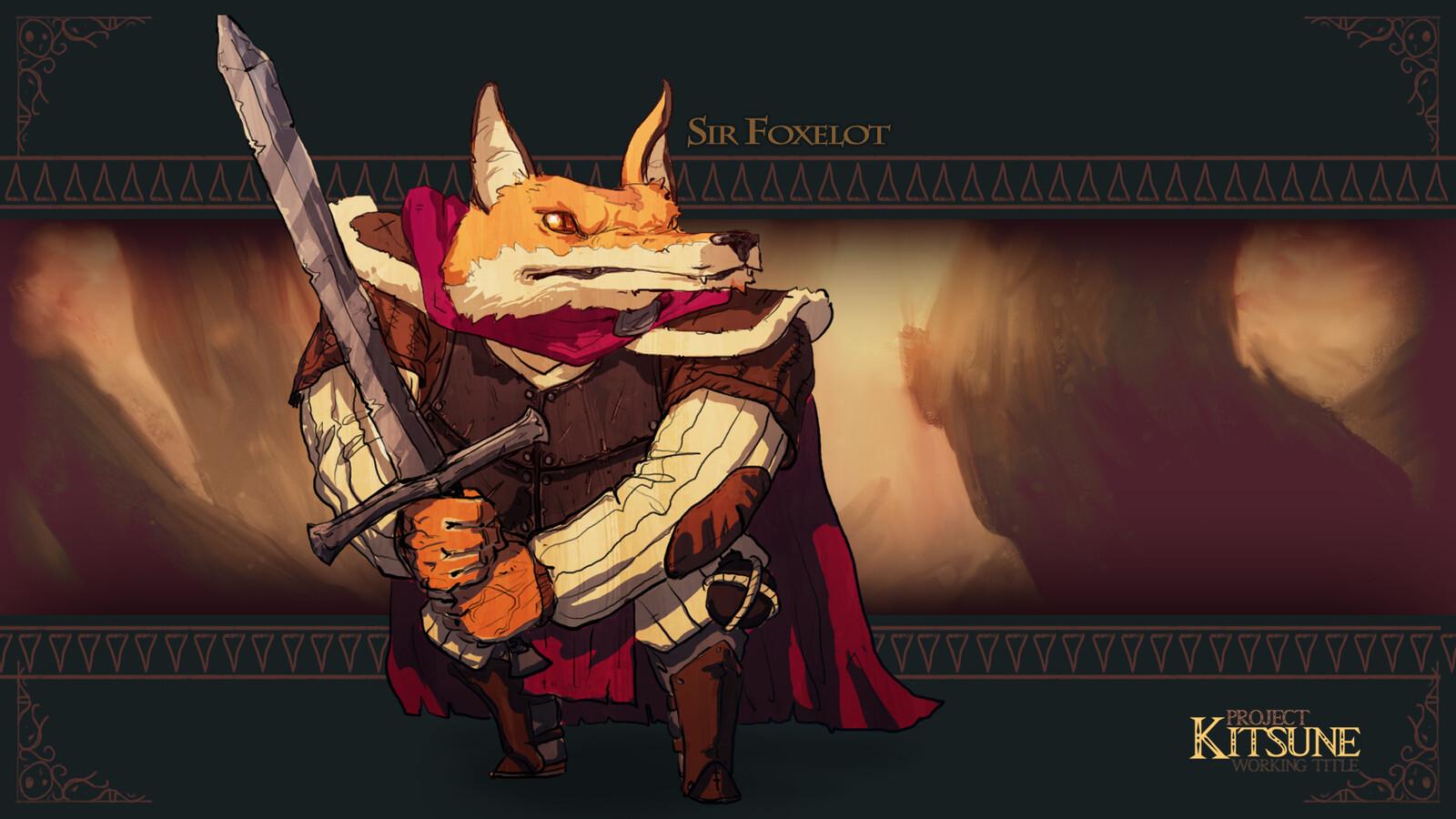 Sir Foxelot