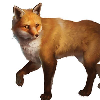 Gunship revolution red fox