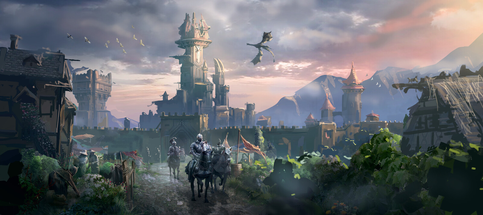 Fantasy_Dragon city
