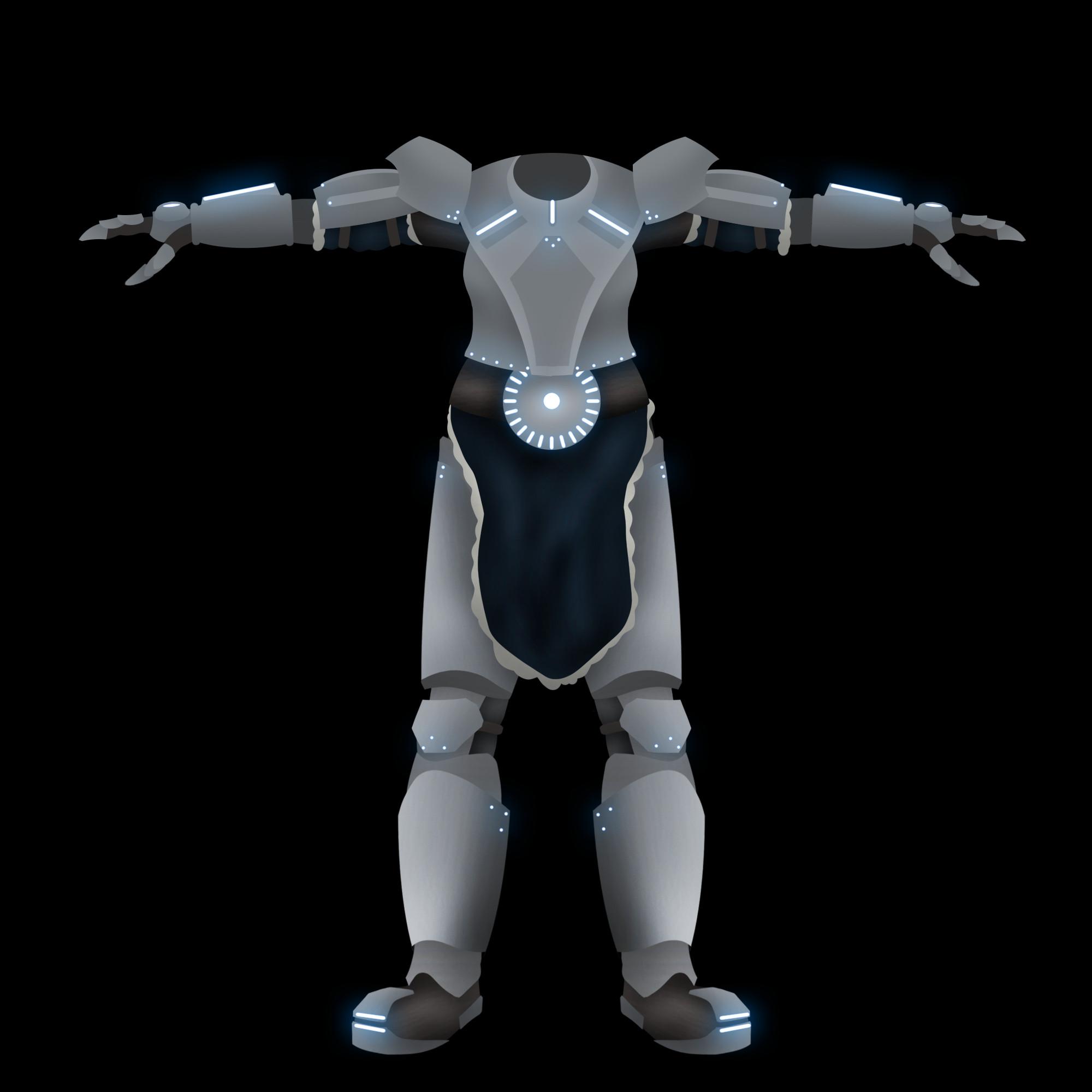 Final Armor Concept