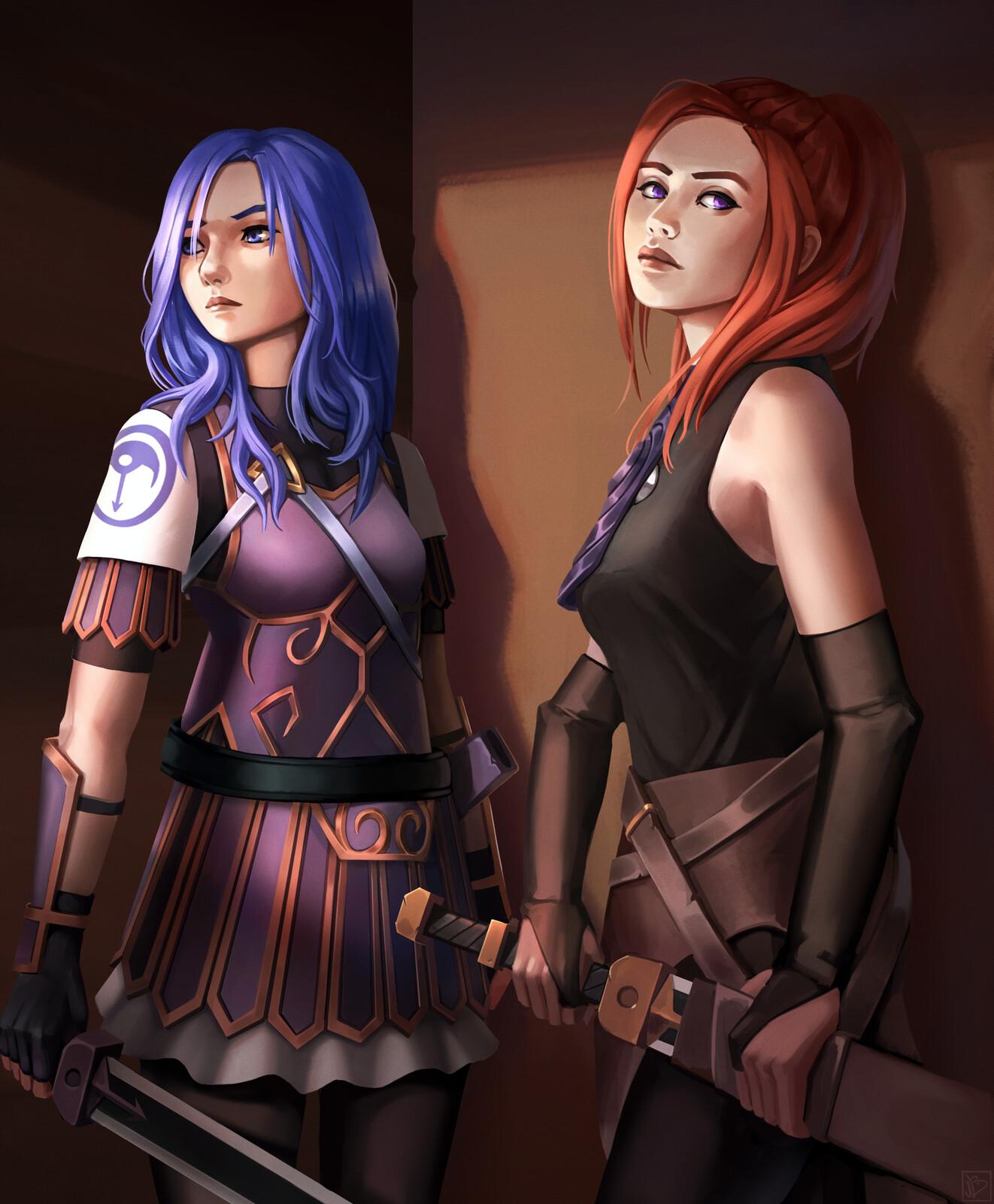 Aletheia and Thalia