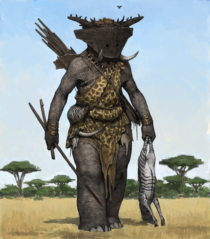 Savanna Giant