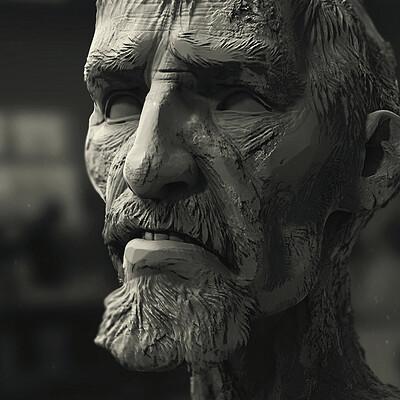 Surajit sen atmaram2 digital sculpture surajitsen may2021 l