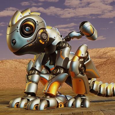 Arcadeous phoenix robo buddy wp