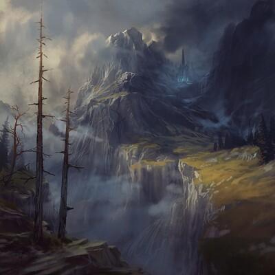 Philipp a urlich mountain castle 6b