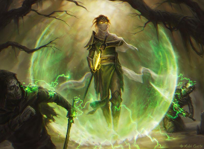 Mystic Enforcer