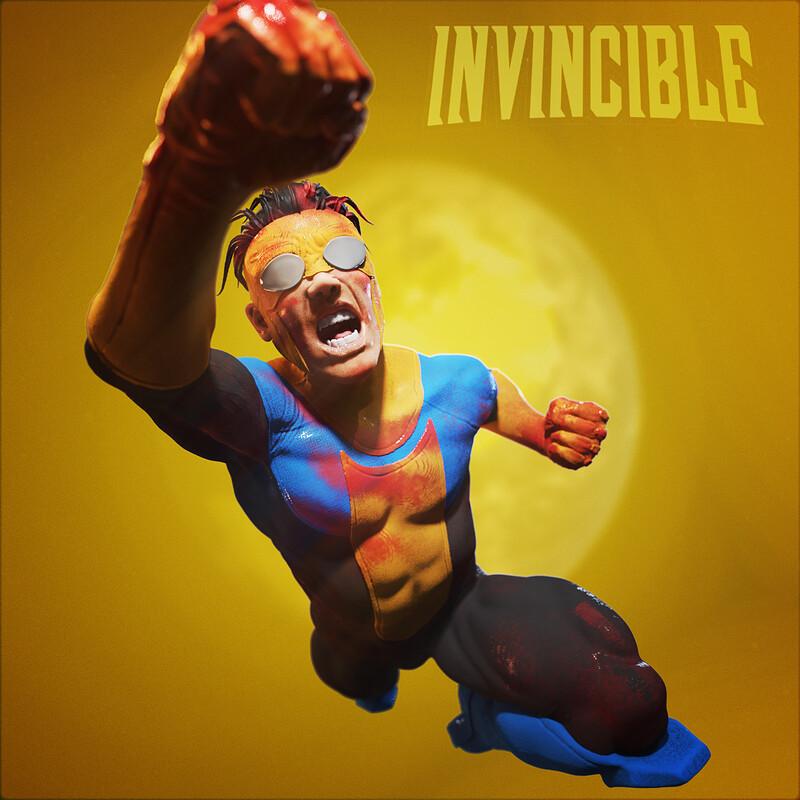 Invincible Fan Art