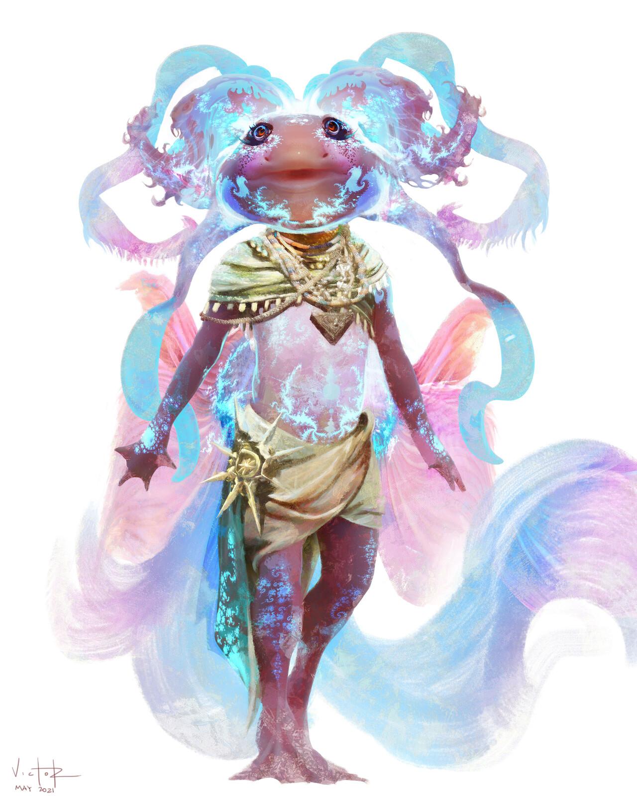 Axolotl Fractal