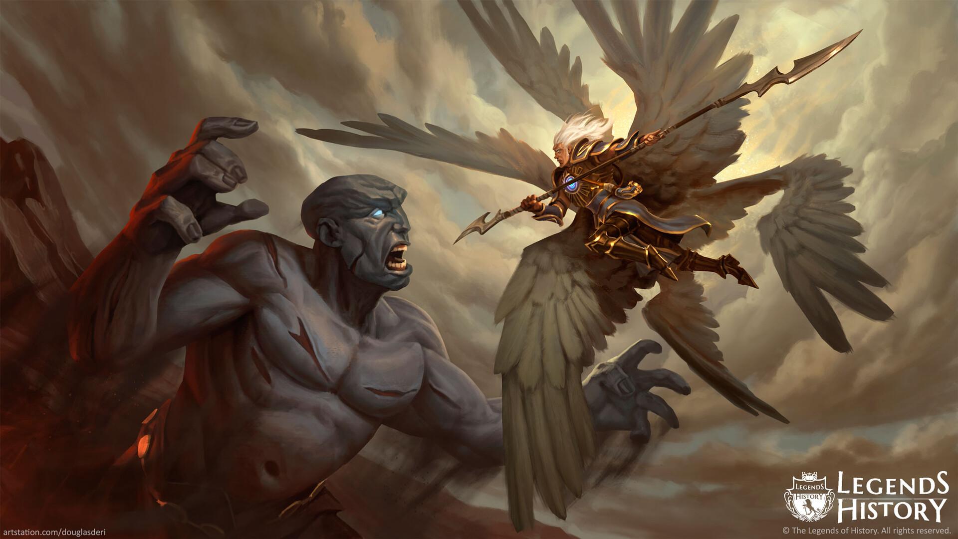 Nephilim Rhesus Negative: