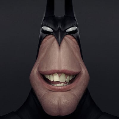 Reiko gross batman