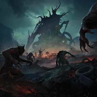 Sergey vasnev werewolf