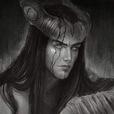 Lorenn tyr demon omega arcanos l