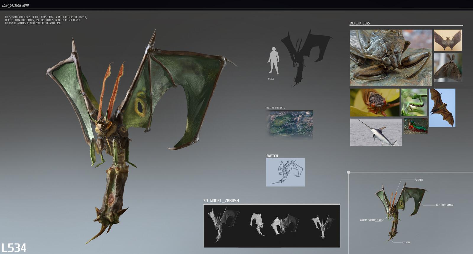L534_Stinger Moth Design