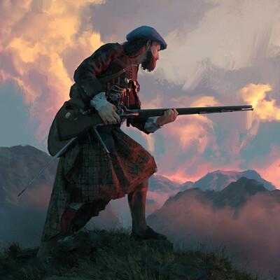 Rostyslav zagornov highlander