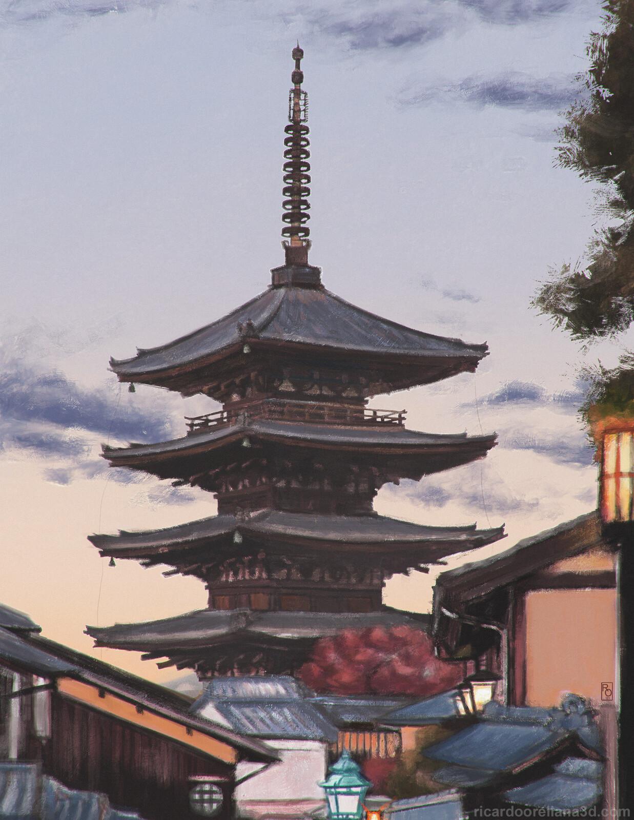 Kyoto Before Sunrise