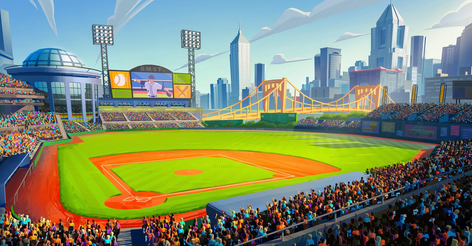 Baseball Club arena (Pittsburgh)