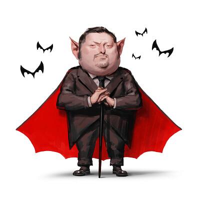 Jens claessens vampire