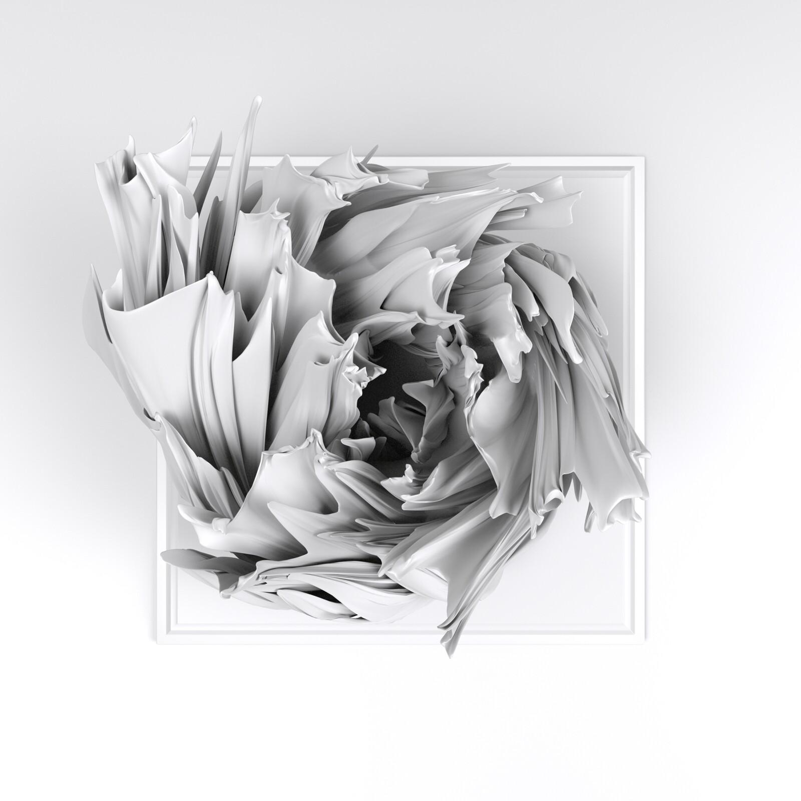 Flow Art #2 - Lambert
