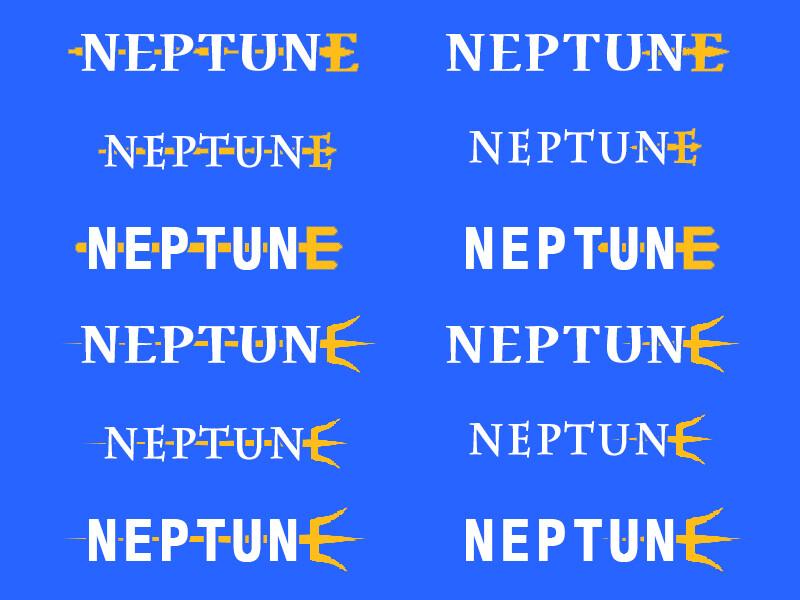Logo designs for Neptune