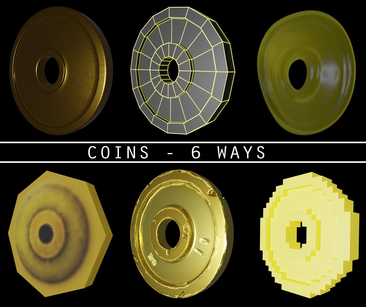 Coins Study