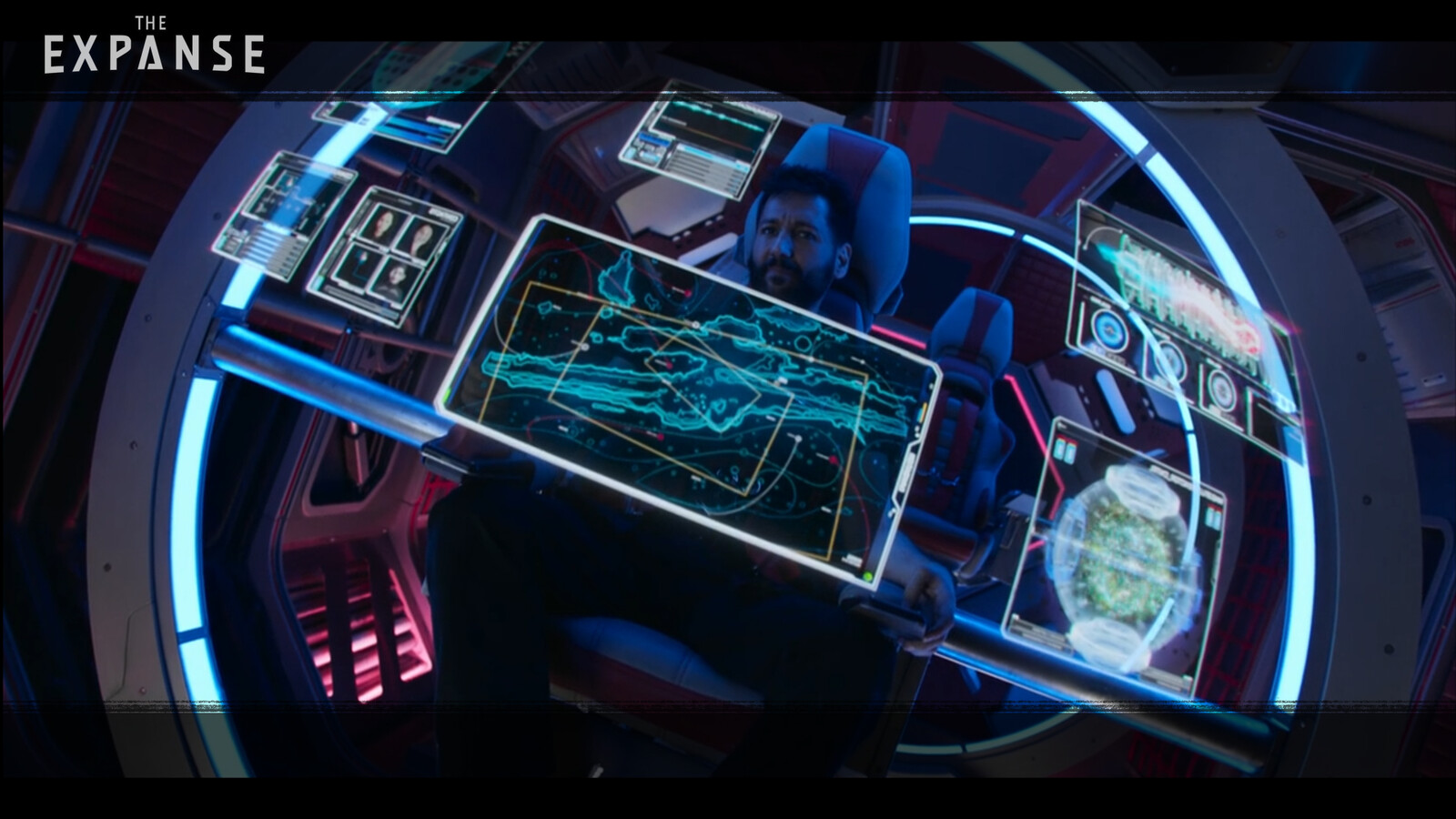 The UI completed in the final shot.