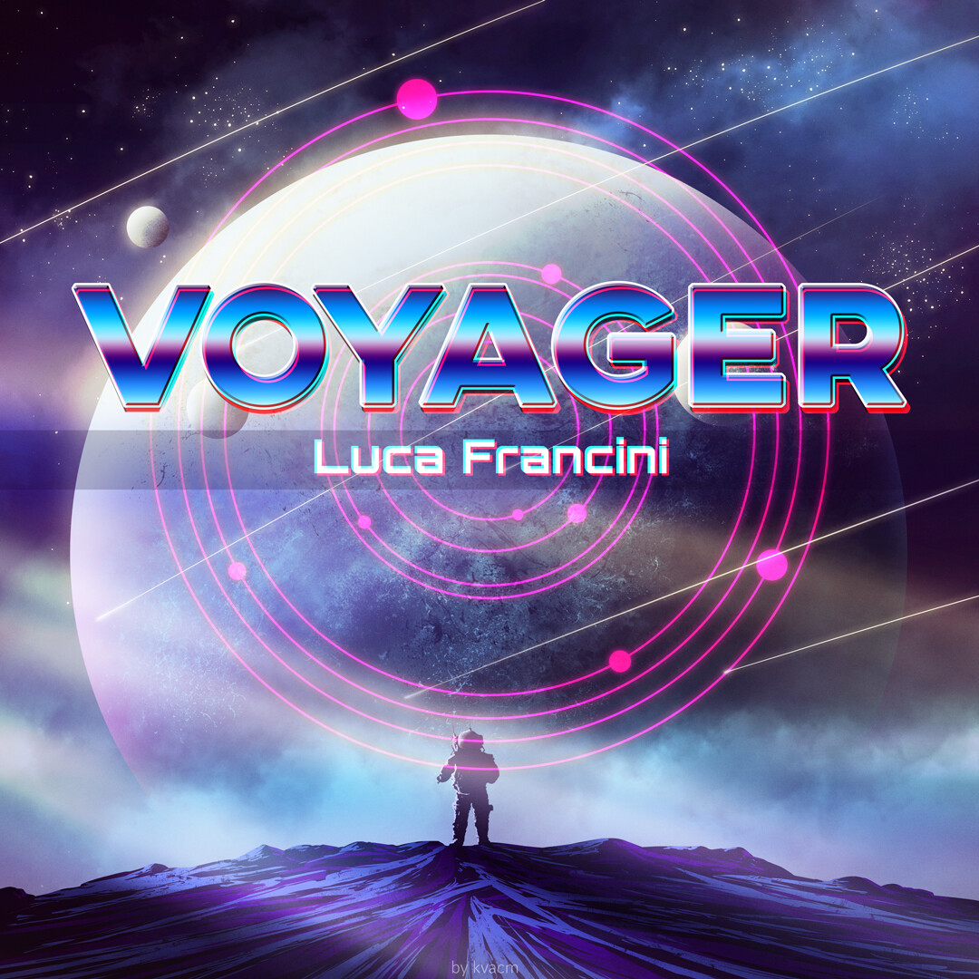 Commission Voyager Single Cover