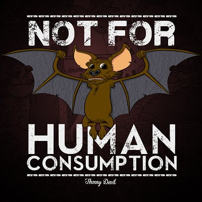 Thorny devil artstation not4humans