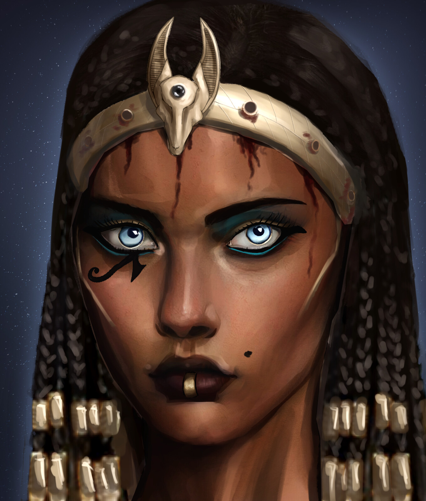 Goddess of beauty - Character Portrait - Splinters