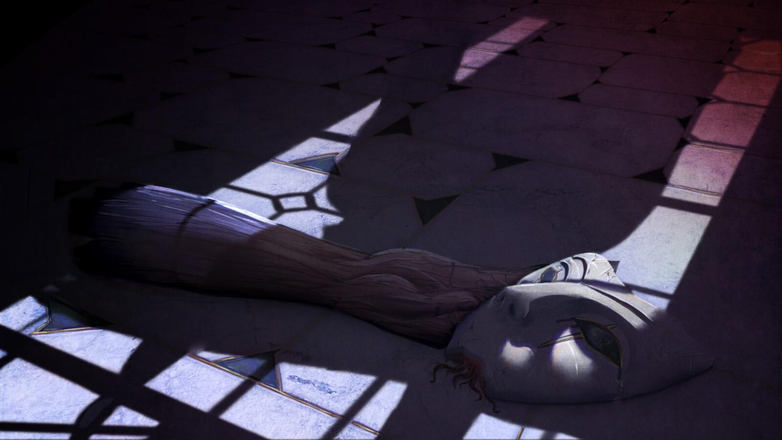 Splintered Mask - Splinters
