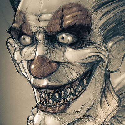 Cian o reilly clown