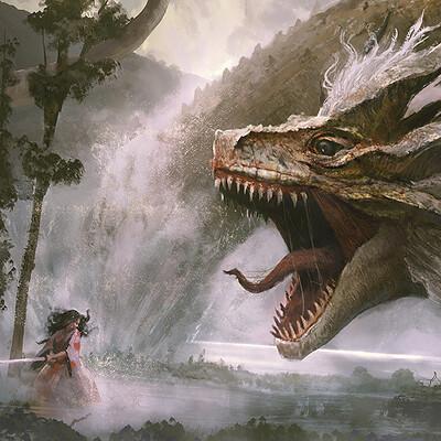 Camille alquier dragon wrath final 14420