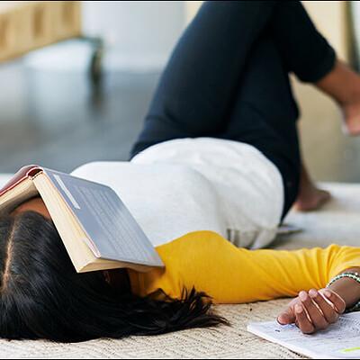 Joe richard symptoms of exam stress