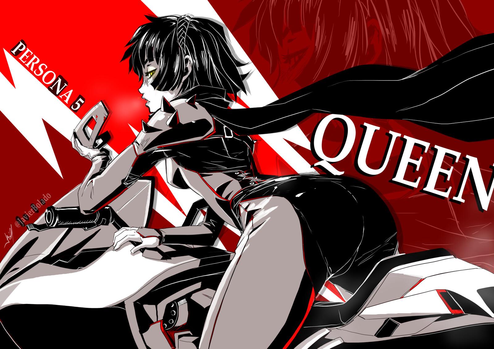 Queen - Phantom Thieves - P5