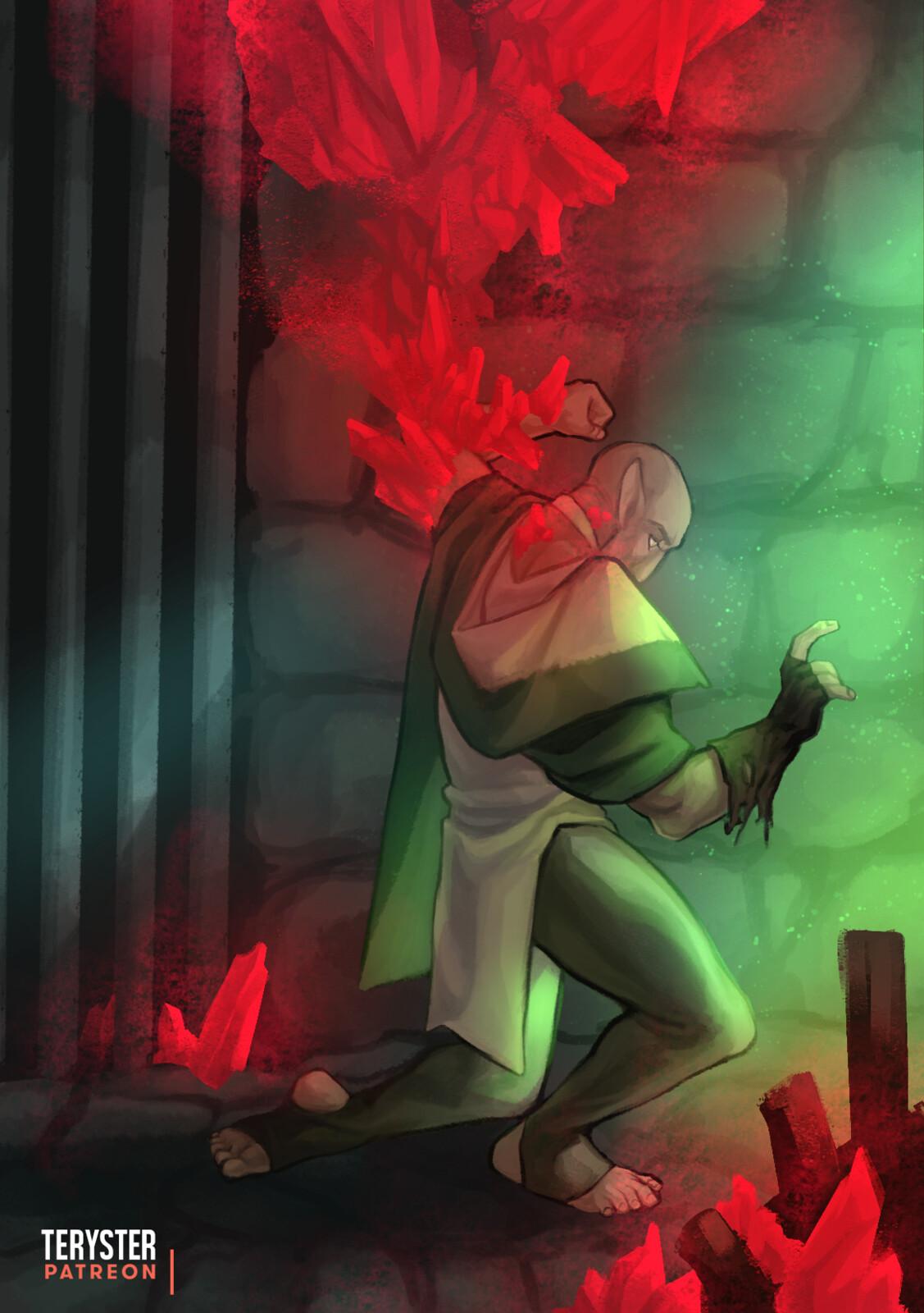 Red Lyrium version