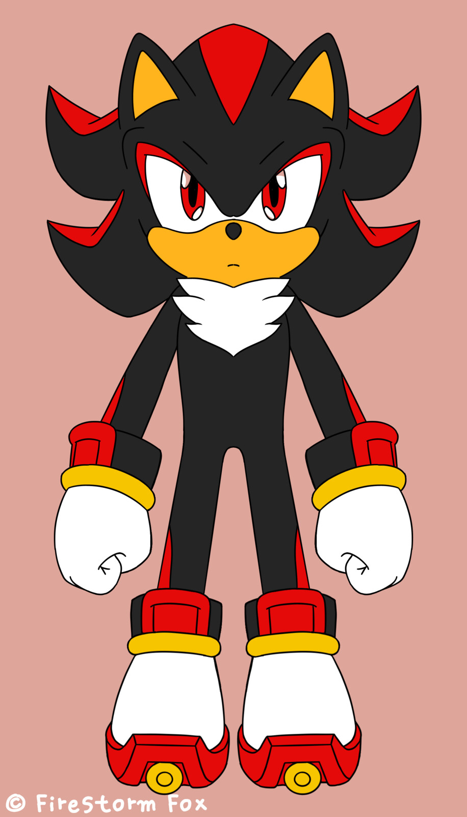 Shadow Stand (Jul)